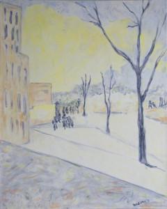 Avenue in White